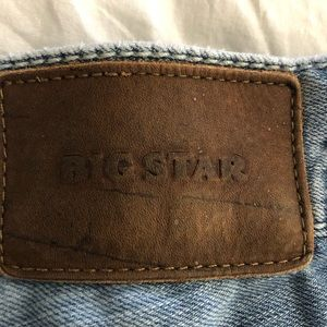 Men's Big Star jeans 30S